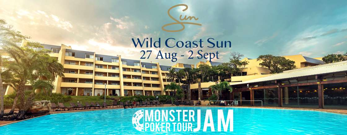 MJPT'S NEXT TOUR STOP IS THE WILD COAST SUN, THIS AN ABSOLUTE MUST FOR A FAMILY POKER VACATION!