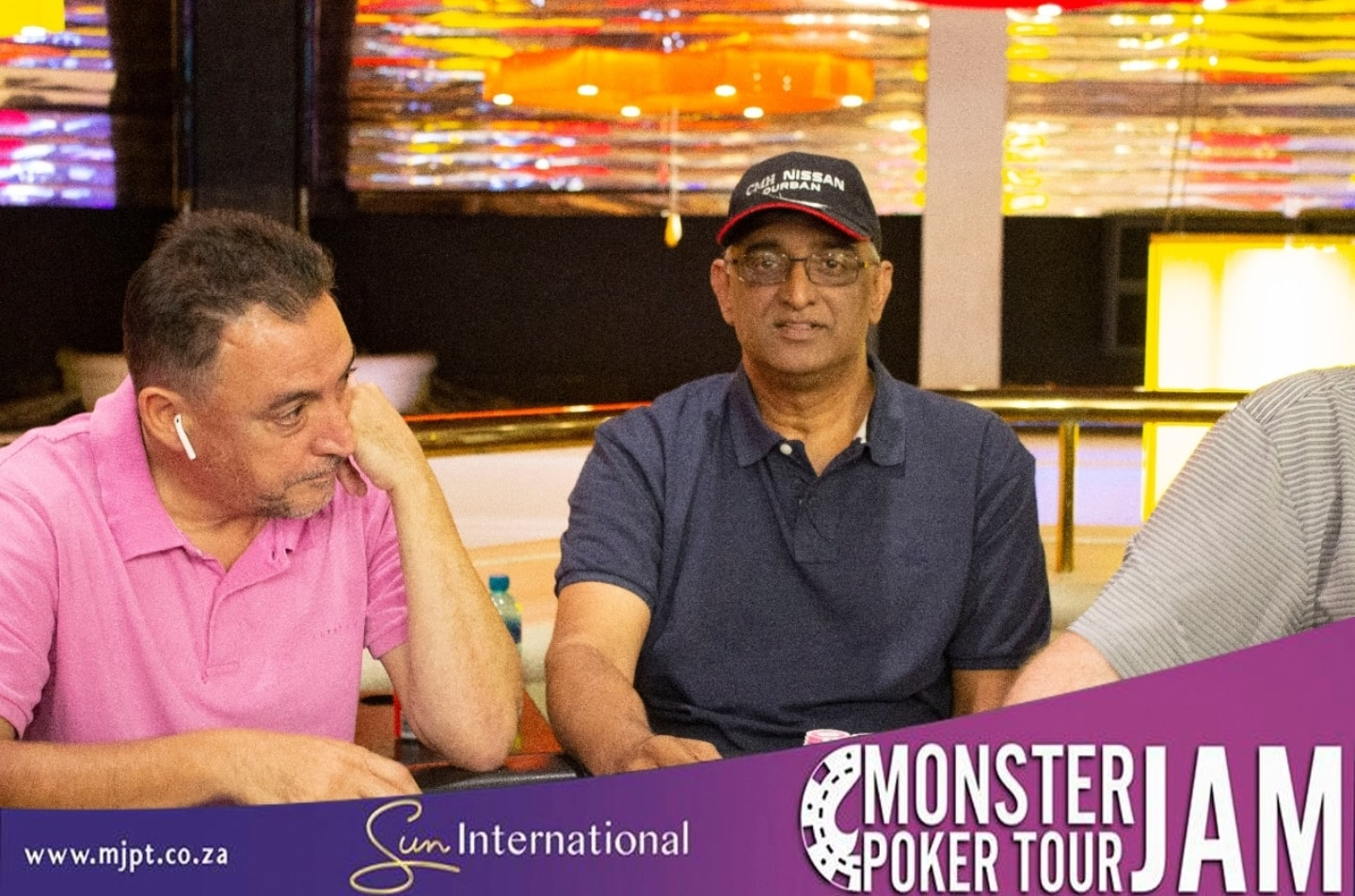 What is Suren's most memorable moment at #MJPT?