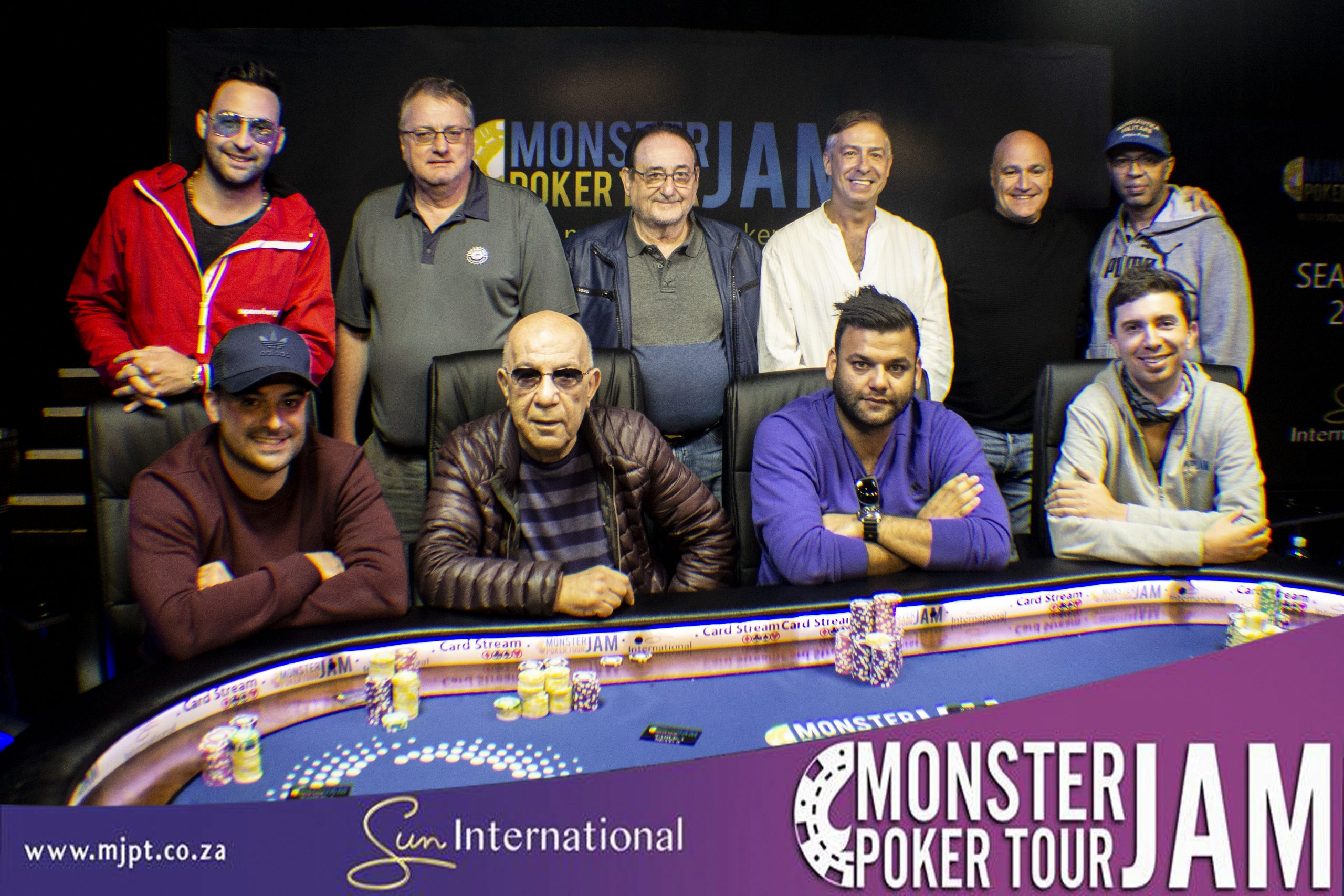 Final Table time in Main Event