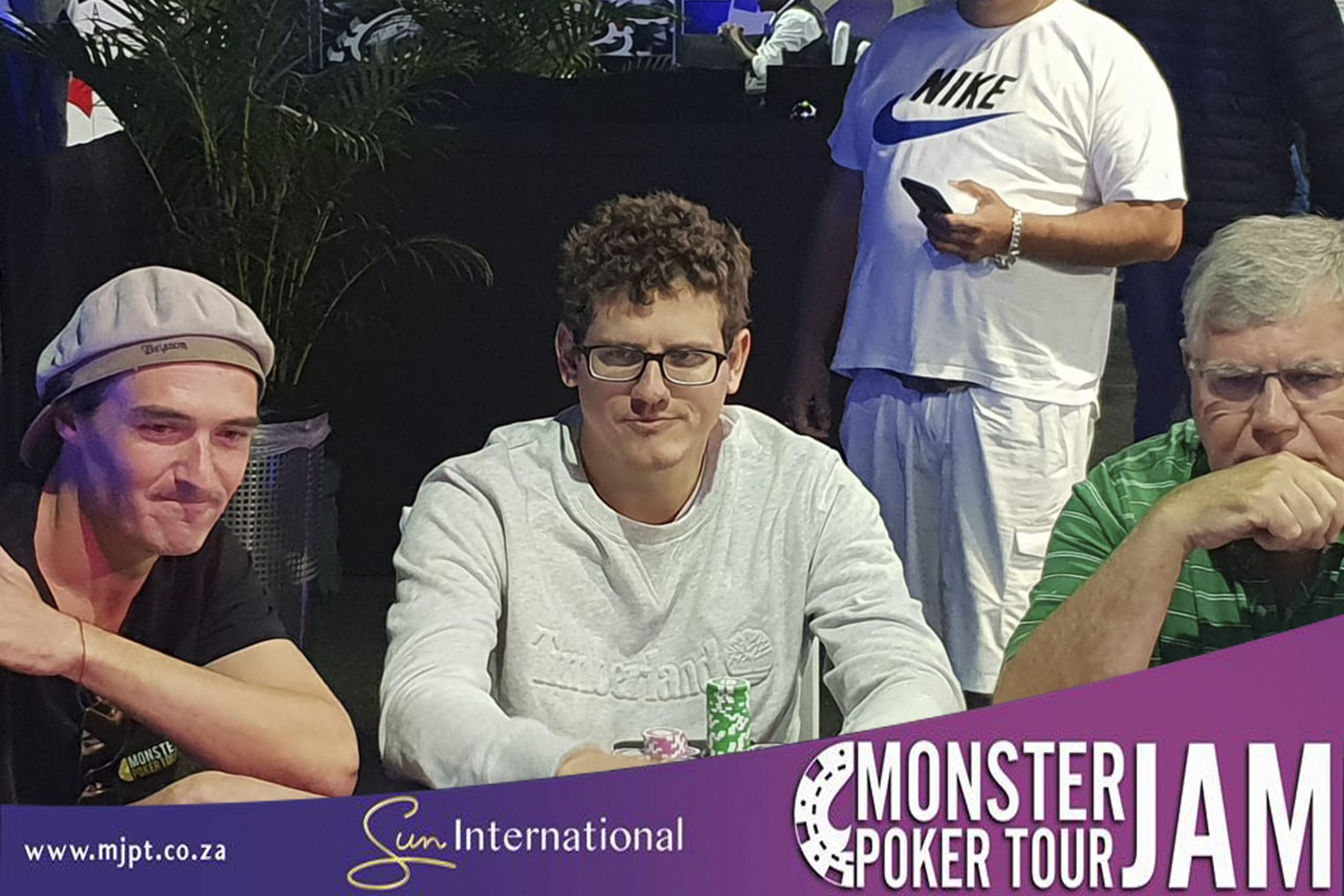 Rob Blonski Eliminated From Main Event